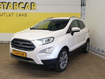 FORD ECOSPORT SUV 5-drs
